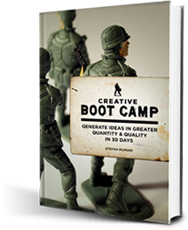 Creative Boot Camp book